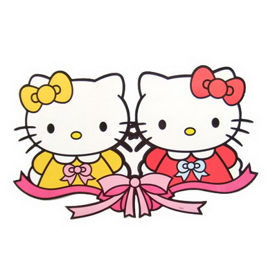 Wall stickers - Hello kitty