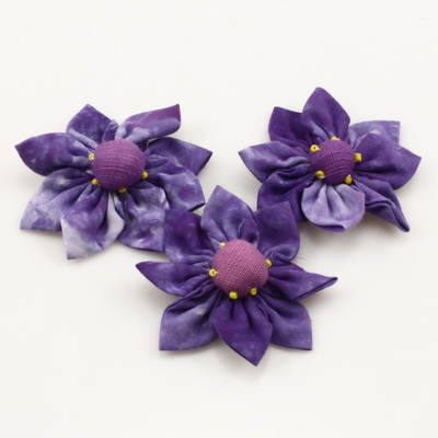 Fleurs Tissu miniatures