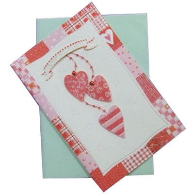 Greeting Card, 11.5 by 17.5cm