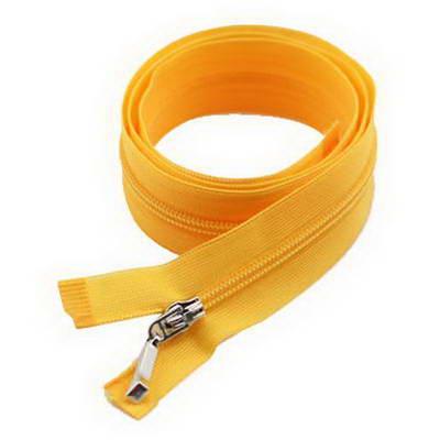 Zips, approximate 2.5cm x 61cm - 2.5cm x 70cm