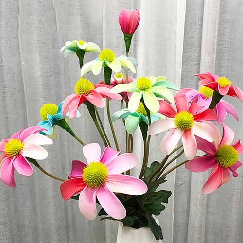 Pine Chrysanthemum, nylon flowers