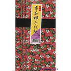 Kyo Chiyogami uncut, 18cm by 30cm, 8 sheets