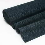 Thick Crepe paper, Dark teal, 1m x 40cm, 1 sheet