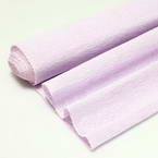 Thick Crepe paper, Light purple, 40cm x 100cm, 1 sheet