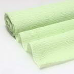 Thick Crepe paper, Light green, 40cm x 100cm, 1 sheet