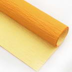 Unstretchable crepe papers