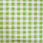 Green Grid thick crepe paper, 50cm by 100cm