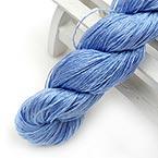 Silk embroidery thread, Silk, Royal blue, 20m