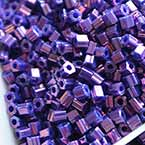 Glass tube Bugle Seed Beads - 2 by 2mm