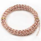 Twist aluminium wire