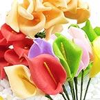 Calla lily - foam