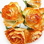 Golden speckle rose - Paper