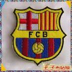 Badge Applique Cloth labels