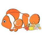 Wall stickers - Fish