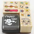 Rubber stamps  & accessories