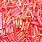 Glass tube Bugle Seed Beads