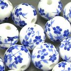 Perles de porcelaine