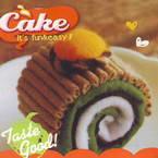 Felt fabric Model Kit - cake