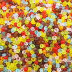 Textured Seed beads