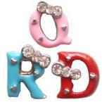 Alphabet bijoux
