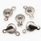 Button clasp