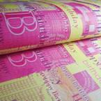 Thin pattern paper