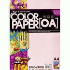 Premium A4 coloured paper 25 sheets