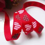 Pattern Grosgrain Ribbons