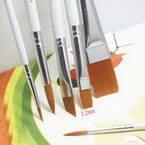 Water colour Writing brush, Chinese calligraphy