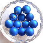Rubberised beads