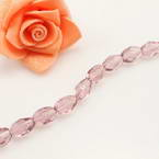 Crystal beads - Faceted Oval