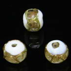 Scatter glass beads