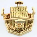 Miniature furniture, 1:16, 5.5cm x 8cm x 8cm