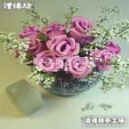 Videos Making Paper flowers - Rose Diadem