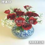 Videos Making Paper flowers - Rose Kardinal