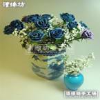 Videos Making Paper flowers - Rose Emblem