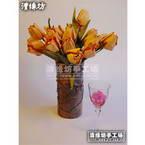 Paper flower making kit - Tulipa hybrid