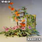 Videos Making Paper flowers - Aconitum