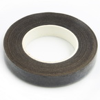 Florist tape, Paper, brown, 29m x 1.2cm (approximate)