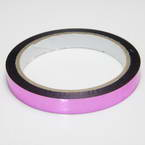 Florist tape, Plastic, pink, 1.2cm x 50m (approximate)
