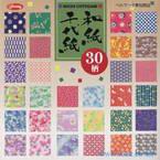 Washi chiyogami 30p medium, 6 inch (15 cm) square, 150 sheets