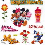 Mickey mouse window stickers (JDC323)