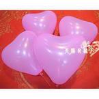 Balloon, Magenta, 10cm x 7cm, 10  pieces