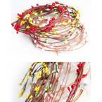 Flower stamen hair band