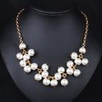 Vivid bead earrings