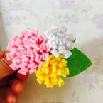 Felt Flower Broach