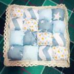 Cloth cushion