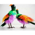 Nylon parrot