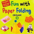 Mini book & colours paper 3, 6 inch (15 cm) square, 100 sheets