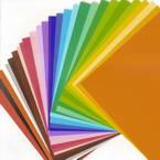Origami paper, Mixed colour, 15cm x 15cm, 40 sheets
